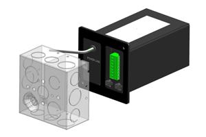 CoreSync Emergency Lighting Bypass - CAD image