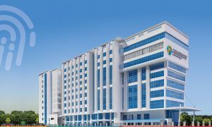 Kingways Hospitals new build in Nagpur uses Molex technology