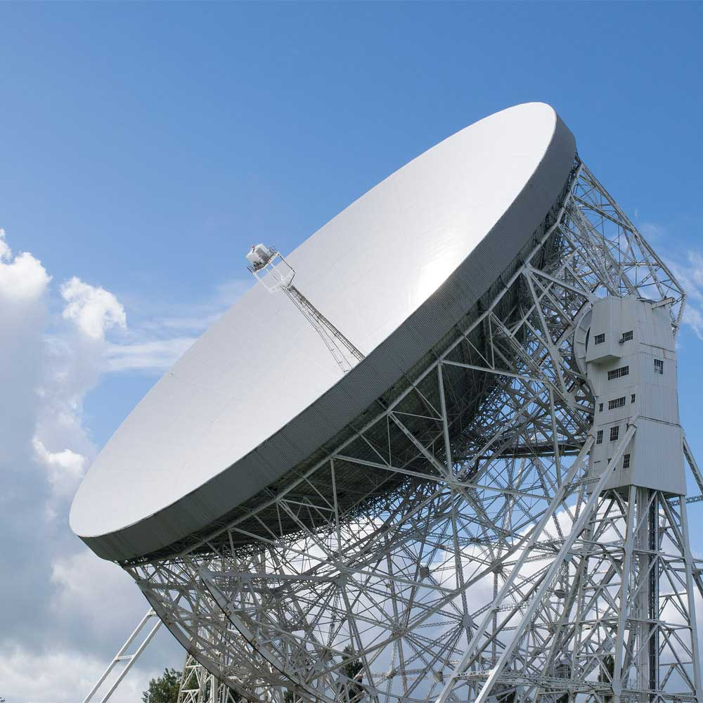 Telecommunications Antenna to ensure connectivity for educational premises
