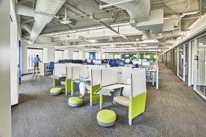 office of the future - GP Blue Sky Interior