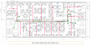 zone cabling office layout 10