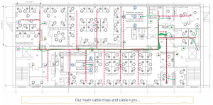 zone cabling office layout 11