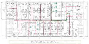 zone cabling office layout 7